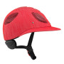 Polo Covered Rouge Profil